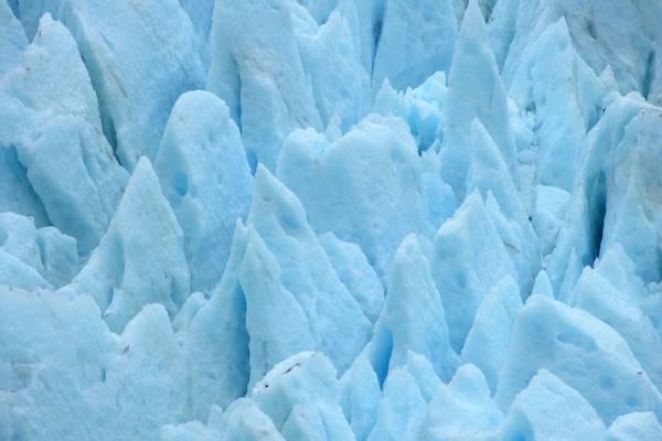 Serrano glacier.