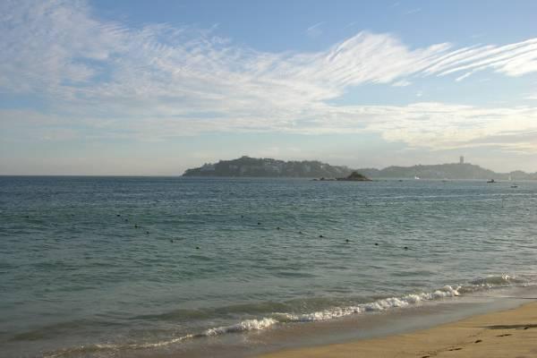 Nice view, Acapulco
