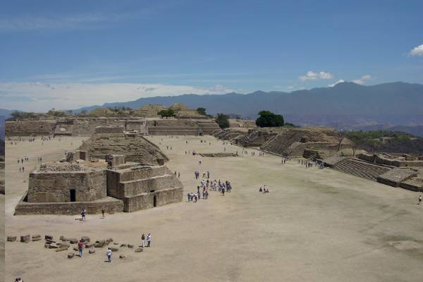 Just a small bit of Monte Alban